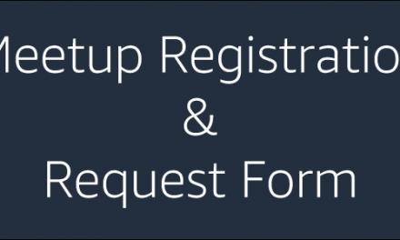 AWS Meetup – 8th February 2020