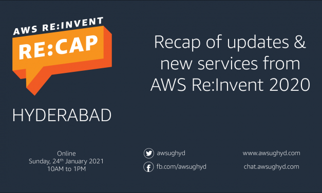 Re:Invent 2020 Recap